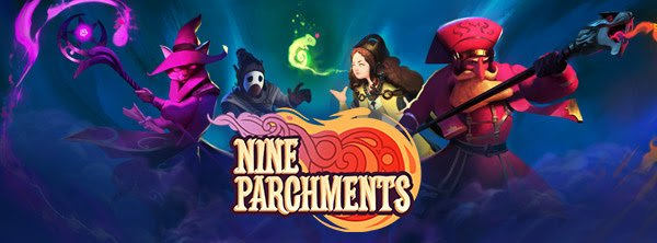 Nine Parchments announced from frozenbyte linux mac pc