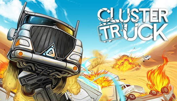 clustertruck is 40 percent off during the winter sale and new update video