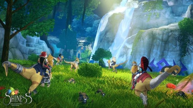 shiness the lightning kingdom screenshot