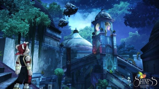 shiness the lightning kingdom screenshot