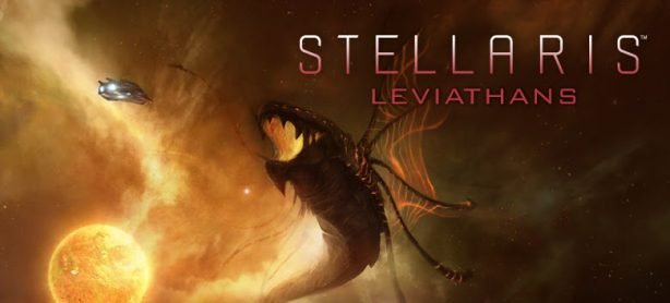 Leviathans released for Stellaris fiction strategy linux mac pc