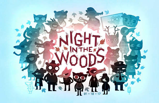 Night In The Woods announces release date Linux Mac PC
