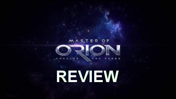 master of orion space themed 4x strategy game review