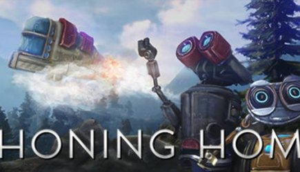 Phoning Home open world survival coming to Steam - Linux