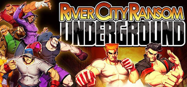 river city ransom: underground beat em up launches on steam for linux mac pc