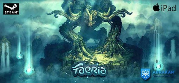 faeria free-to-play card strategy game launches on linux mac pc