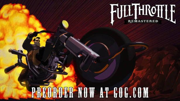 full throttle remastered coming on april 18th to gog linux gaming news