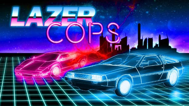 lazer cops bullet hell action releases on steam linux mac windows gaming 2017
