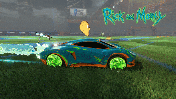 rick and morty coming to rocket league in linux mac windows games