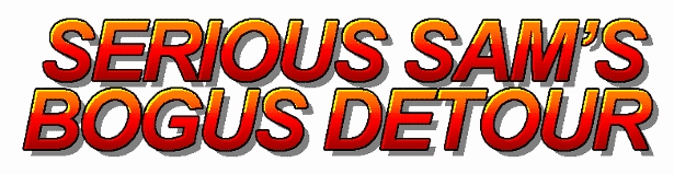 serious sam's bogus detour launches on linux windows games