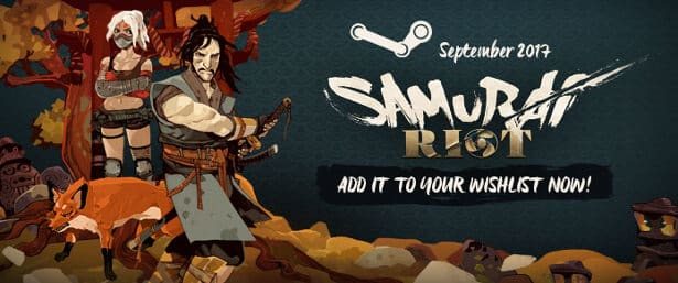 samurai riot coming to linux mac after the games windows launch on steam