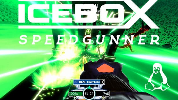 icebox: speedgunner wants linux testers for the games 2017 release