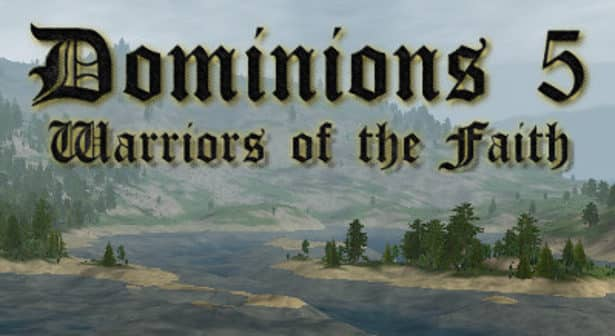 dominions 5 turn based strategy coming to linux mac windows games 2017