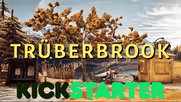 trüberbrook releases on kickstarter for linux ubuntu mac windows games 2017