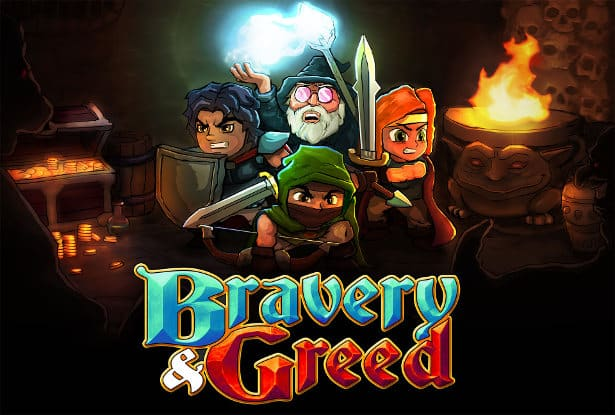 bravery and greed brawler platformer coming to linux mac windows games on steam