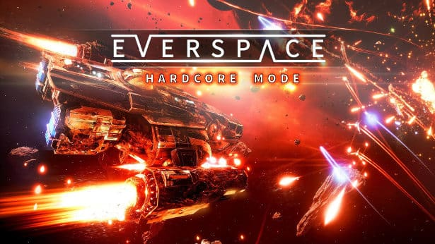 everspace hardcore mode arrives as free steam update linux windows games 2017