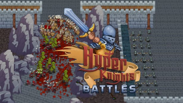 hyper knights battles launches now on steam for linux mac windows games 2017