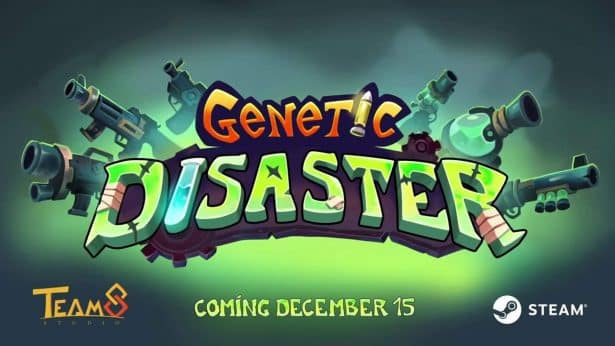 genetic disaster coop action coming to steam for linux mac windows games 2017