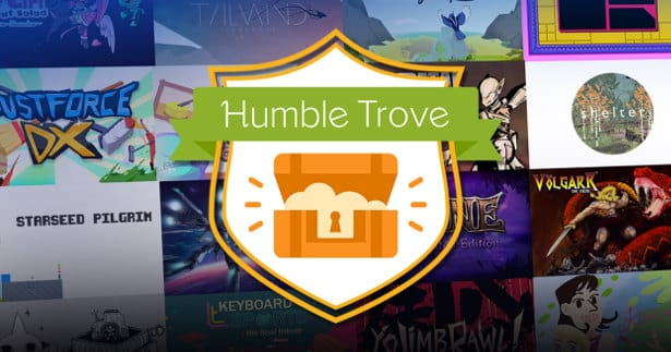 Humble Trove Free Games for monthly subscribers via linux mac windows gaming