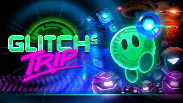 Glitch's Trip platformer games on Early Access for Linux Mac Windows