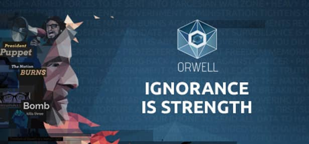 orwell ignorance is strength political simulation release date linux mac windows