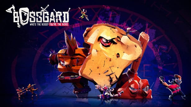 bossgard fast paced multiplayer new reveal for windows and linux