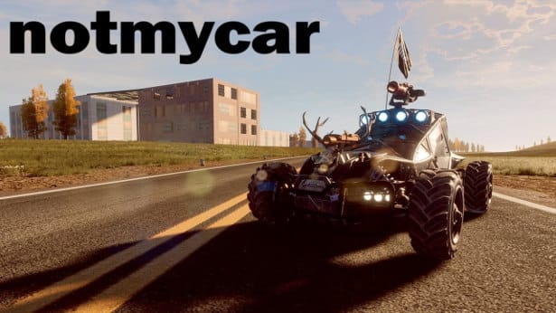 notmycar vehicle battle royale windows and linux support