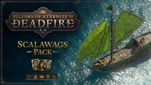 scalawags pack free dlc for pillars of eternity ii on linux mac windows