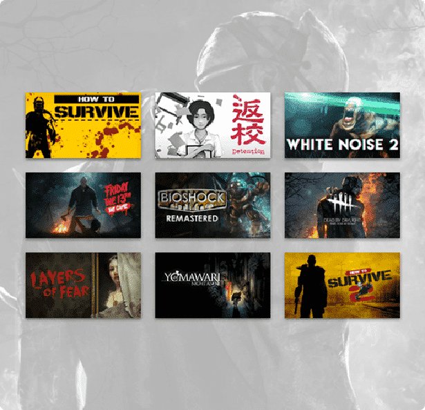 humble spooky horror bundle 2018 linux mac windows games list