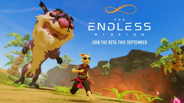 the endless mission beta announced september for linux mac windows