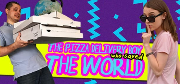 pizza delivery boy who saved the world debuts linux mac windows