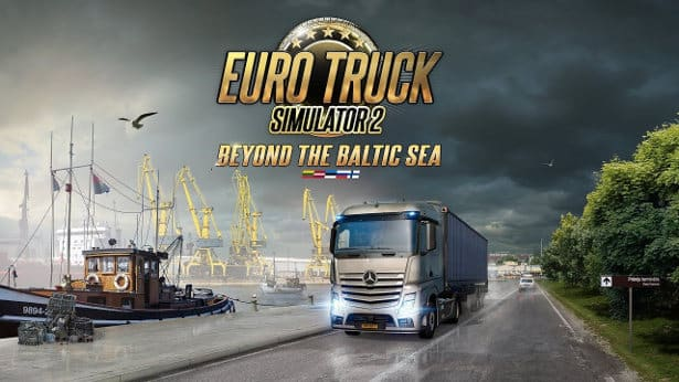 beyond the baltic sea dlc coming to ets 2 on linux mac windows
