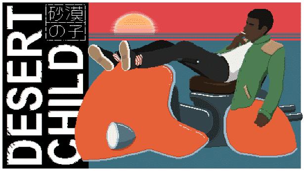 desert child hoverbike racing adventure debuts december on linux mac windows
