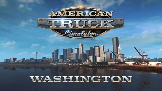 american truck simulator new dlc washington in linux mac windows games