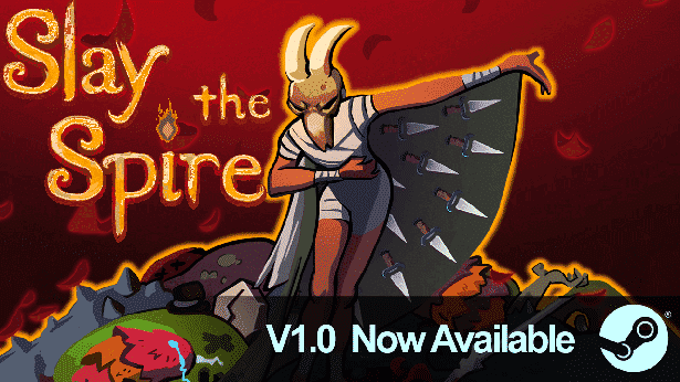 slay the spire roguelike releases version 1.0 in linux mac windows games