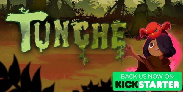 tunche 2d beat em up on kickstarter linux mac windows