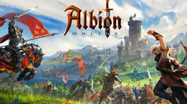 albion online sandbox mmo to go free to play in linux mac windows games