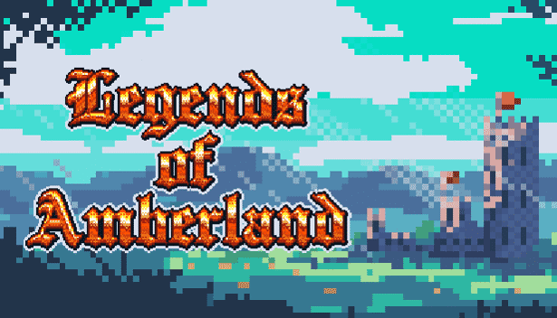 legends of amberland rpg releases in early access games for windows linux