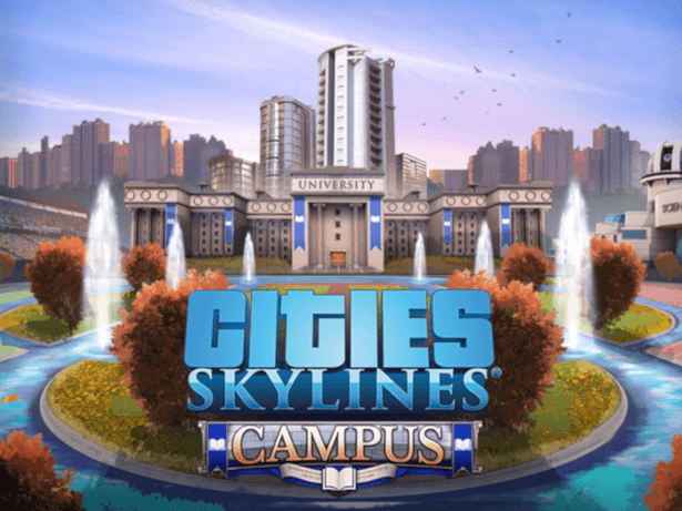 campus expansion launches for cities skylines in linux mac windows pc games
