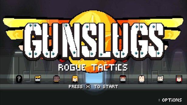 Gunslugs: Rogue Tactics upcoming Open Beta - Linux Game Consortium