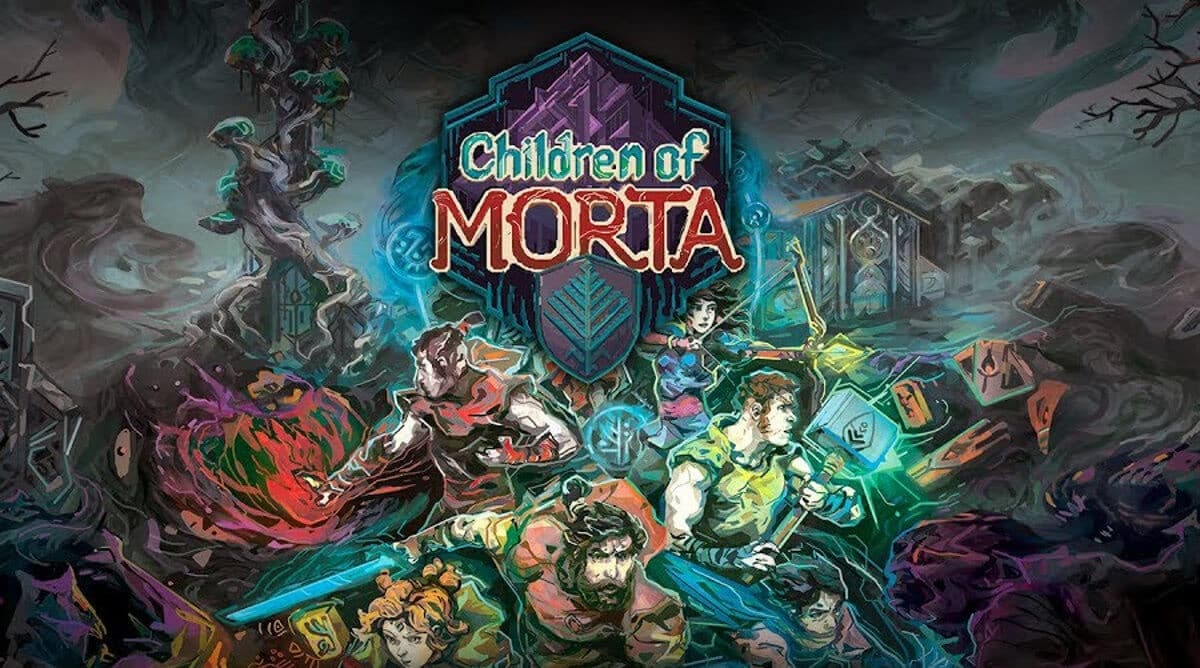 children of morta roguelike rpg support plans linux windows pc game