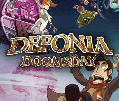 Deponia Doomsday v.1.0.0217 [amd64] [Linux]
