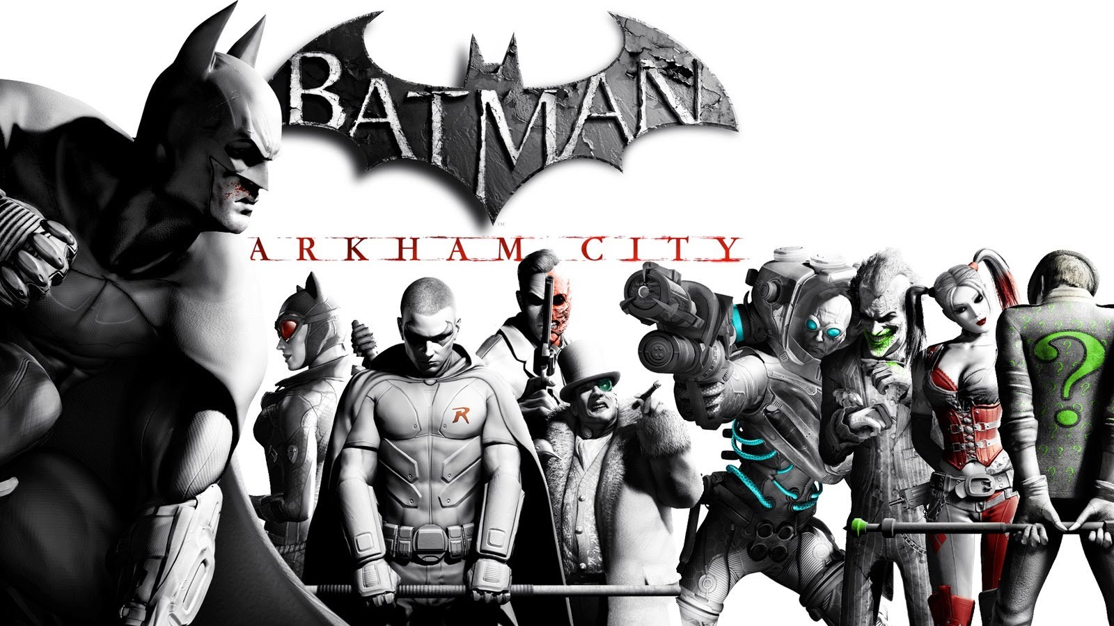 Batman Arkham City Game Of The Year Edition [MAC]