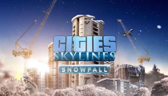Cities skylines + Snowfall v1.3.0-f5 [Linux]