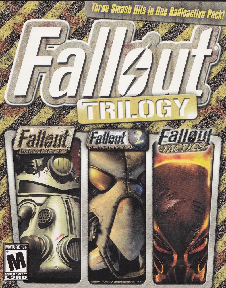 Fallout Trilogy GOG [MAC]