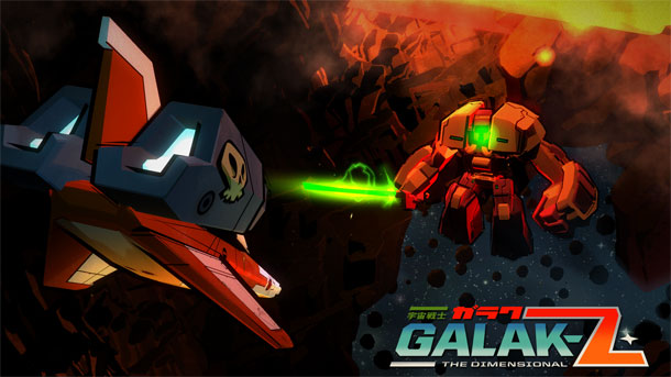 GALAK-Z : The VOID [Linux + MAC]