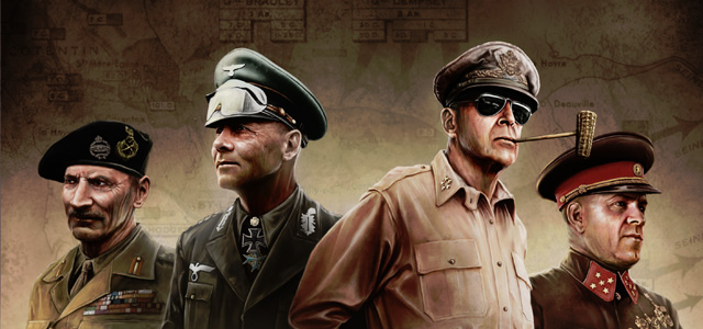 Hearts of Iron IV [Mac]