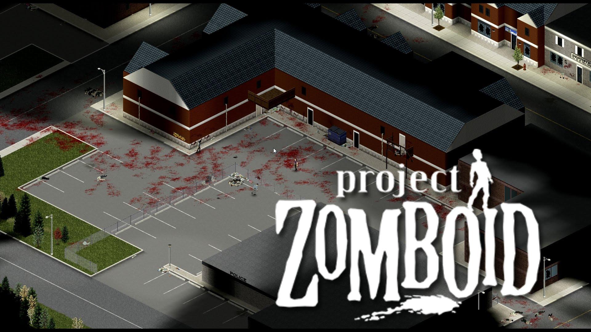 Project Zomboid v33.20 - GOG [Linux]