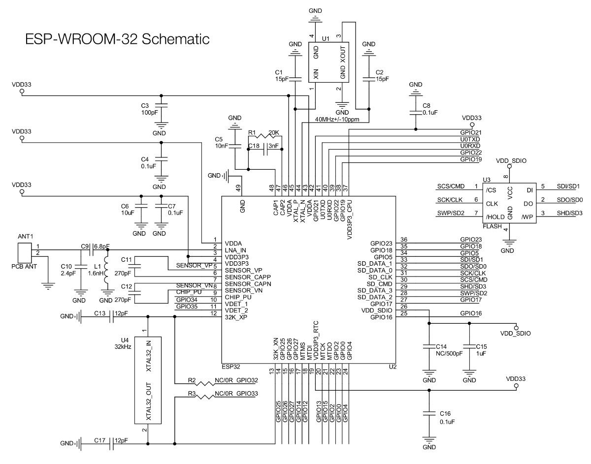 Ad Evaluation Board Schematic