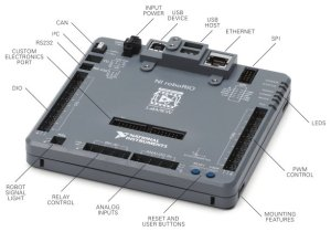 Linuxbased controller targets FIRST robotics contests